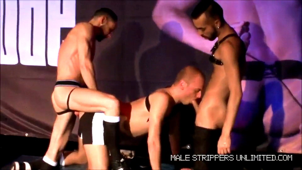 Hustlaball Berlin 2013 - Main Stage Shows - Preview Clip 1
