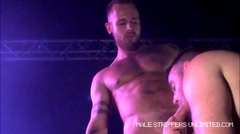 Hustlaball London 2011 - Main Stage Shows - Preview Clip 1