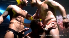 Hustlaball London 2012 - Main Stage Shows - Preview Clip 1