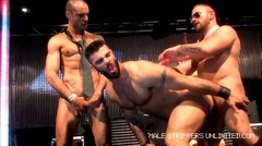 Hustlaball London 2012 - Main Stage Shows - Preview Clip 3